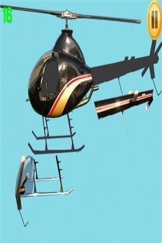 直升机拼图是一个拼图免费游戏的构造游戏所有球迷