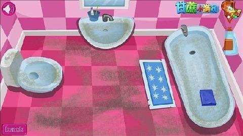 脏屋子 简笔画
