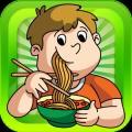 方便面生产商 - 孩子做饭