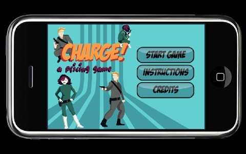 Charge!游戏截图2