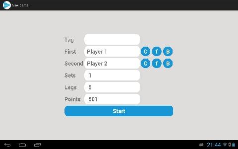 Easy Darts Free手游图片欣赏