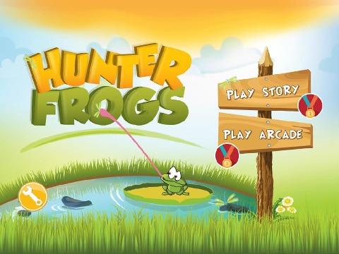 Hunter Frogs - FREE手游图片欣赏