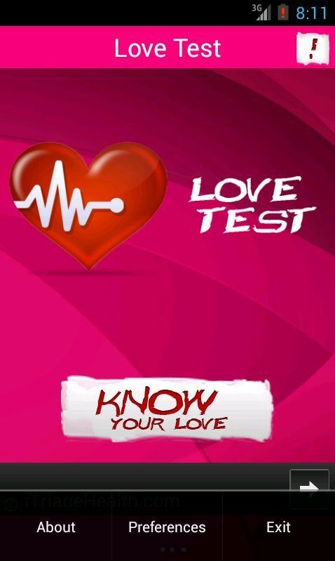 True Love Relationship Test Games - Play Online Games