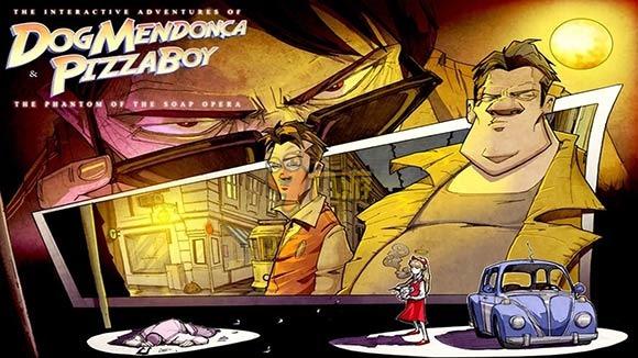 《狼人侦探和披萨男孩的冒险》将于本周登陆iOS
