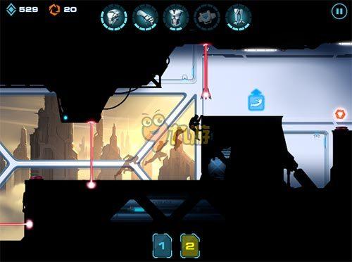 全新跑酷游戏 《矢量跑酷2》正式登陆双端平台