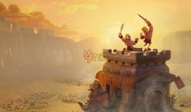 皇室战争玩法加入《部落冲突》 最新版本上线
