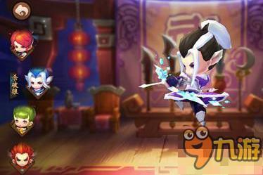 《梦幻西游无双版》新手快速升级攻略