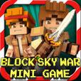Block Sky War (Luck of the Draw) : Mini Game With Worldwide Mult