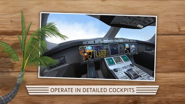 全新飞行游戏带你去飞 《起飞-飞机模拟》登陆双端