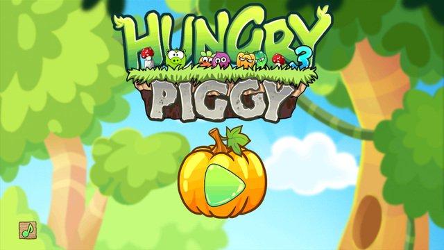 可爱的小猪正在忍受饥饿的困苦,而那些美味的胡萝卜就近在咫尺,来来帮
