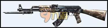 生死狙击手游AK47-战魂
