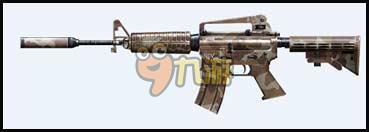 生死狙击手游步枪M4A1-S