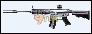 生死狙击手游AR15-S