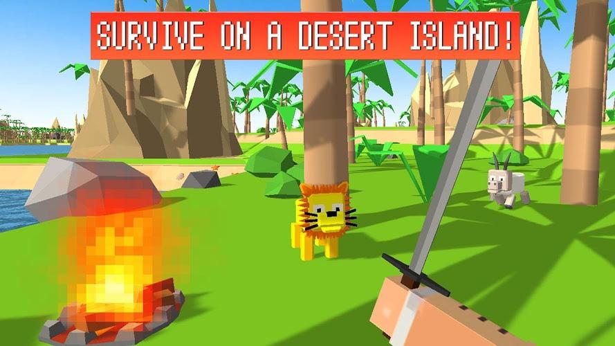 像素岛: 生存好玩吗 像素岛: 生存玩法简介