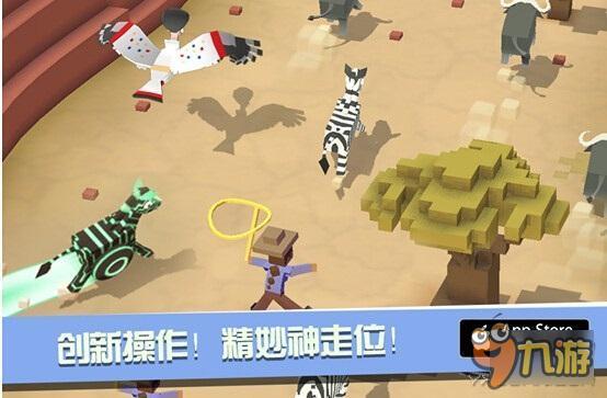 刷新跑酷游戏新认知!《疯狂动物园》掀起夏日新热潮!