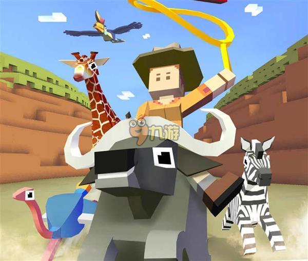 像素休闲游戏 《疯狂动物园》登上17个国家免费榜