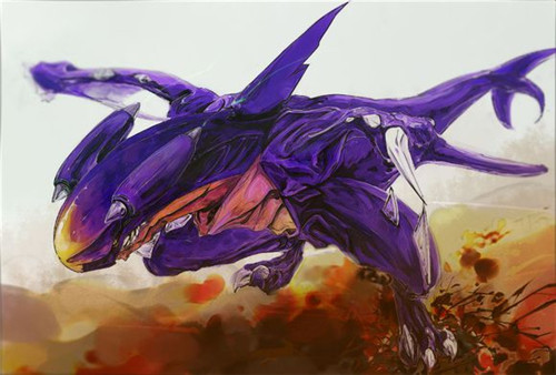 七星凶兽烈咬陆鲨 《口袋妖怪联盟》可怕的精灵