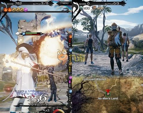 最终幻想系列新作 《最终幻想MOBIUS》终于开启预约