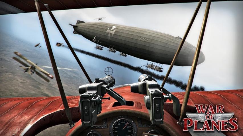 红色男爵:飞机战争