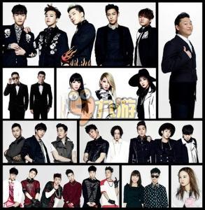 BIGBANG强势入驻《BeatEVO-YG》 首度公开最新内容