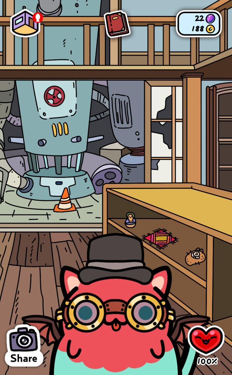 我的猫咪很可爱游戏