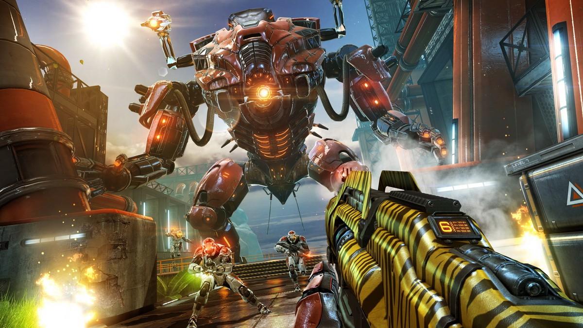 画质惊人,《暗影之枪:传奇》公布游戏画面堪比主机图片