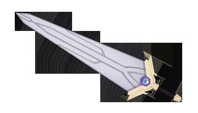 收在王座椅背中巨剑,进可攻退可守能上天下地的全能巨剑