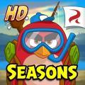 愤怒的小鸟季节版 HD