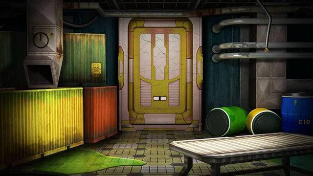越狱密室逃亡9:逃出太空船手游图片欣赏