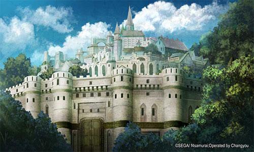 《苍之骑士团》中世纪城堡有哪些?_苍之骑士