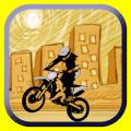 摩托车练习赛