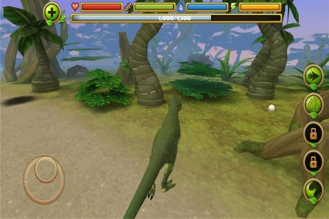 恐龙猎人:生存模拟
