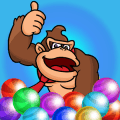 Bubble Kong Shooter