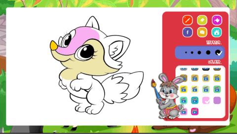 """在""""可爱动物图画书""""应用程序是免费提供的.所以,你期待什么呢?"""