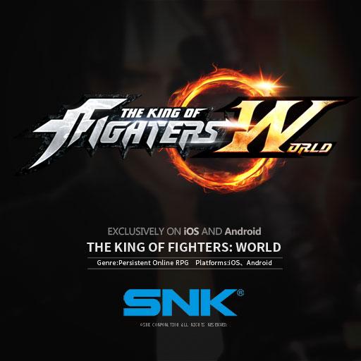 SNK手游新作定名《拳皇世界》激斗宣传PV公布