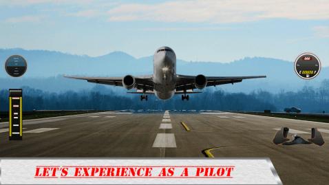 飞机 飞行员 飞 模拟器电脑版
