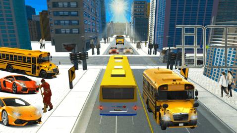 城市公共汽车模拟器电脑版