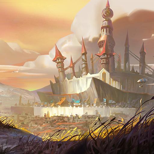 雷亞首款奇幻RPG手游《萬象物語》即將公測
