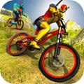 BMX特技自行车