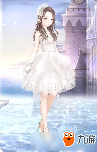 奇迹暖暖签到送白色甜美纱裙 全新登录送套装即将上线