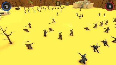 史诗之战Sim 3D:第二次世界大战手游图片欣赏