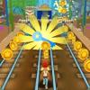 Queen Subway Surf Run