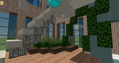 Penthouse for Minecraft build ideas手游图片欣赏