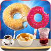 Donut Pop Maker - Cooking and Baking Free Games