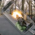 虚拟现实射击模拟器