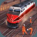 火车站 - 铁轨上的游戏
