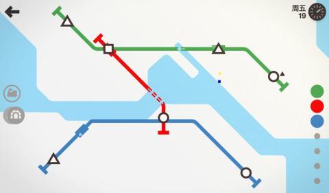 迷你地铁_截图