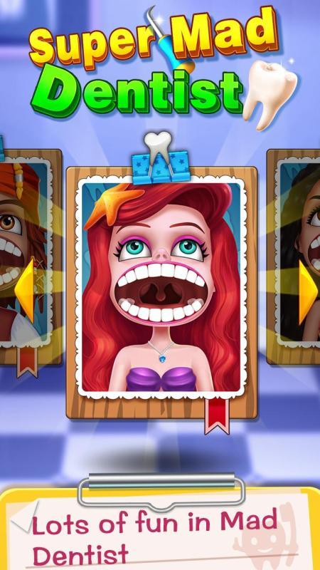 超级疯狂牙医 – 儿童模拟游戏九游版,超级疯狂牙医 – 儿童模拟游戏攻略,礼包激活码,超级疯狂牙医 – 儿童模拟游戏安卓版,苹果版,超级疯狂牙医 – 儿童模拟游戏官方下载