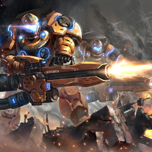 全球同服的星际对抗游戏《星海指挥官》公测在即!