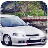 Civic Driving & Drift Simulator
